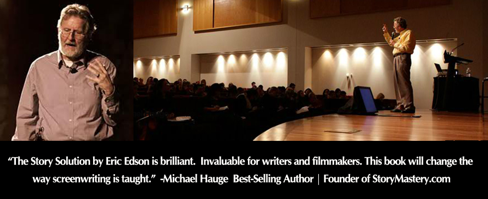 Screenwriting Book Testimonial Michael Hauge
