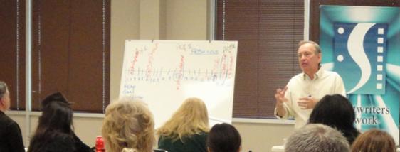 Screenwriting course workshop