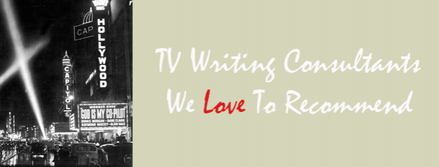TV Writing Consultants We Love To Recommend