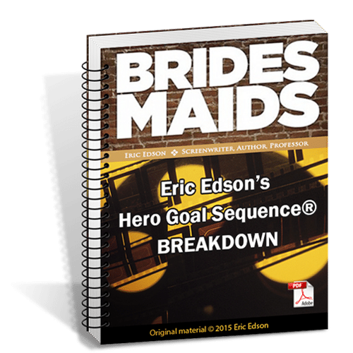BRIDESMAIDS HERO GOAL SEQUENCE