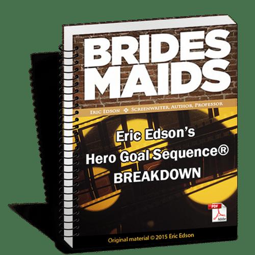 BRIDESMAIDS HERO GOAL SEQUENCE