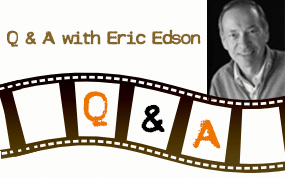 Q and A with Eric Edson