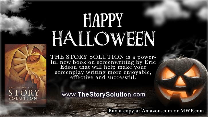 Halloween Screenwriting Tips