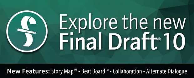 "FINAL DRAFT® Now Partners With ""The Story Solution"""