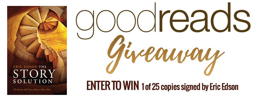 GOOD READS BOOK GIVEAWAY CONTEST
