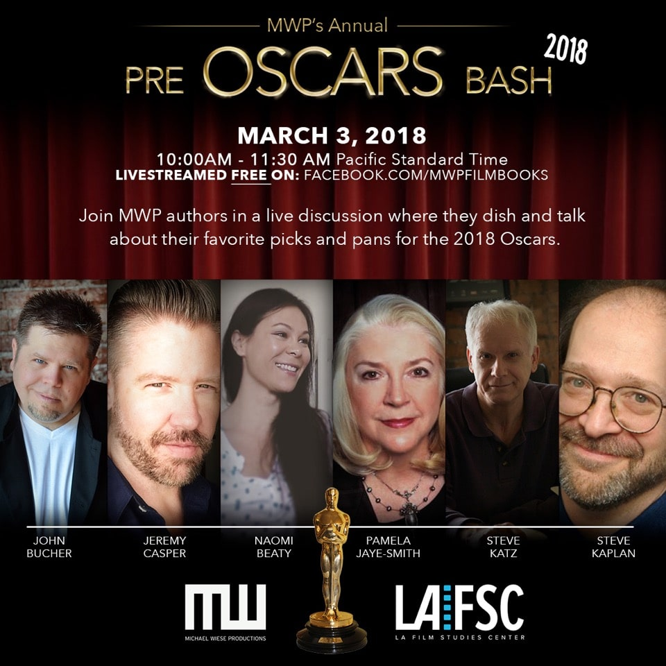 Annual MWP Pre Oscars Bash at the LA Film Film Studies Center