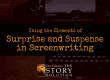 Screenwriting Book with Scriptwriting Tips