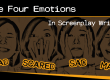 4 Emotions In Screenplay Writing