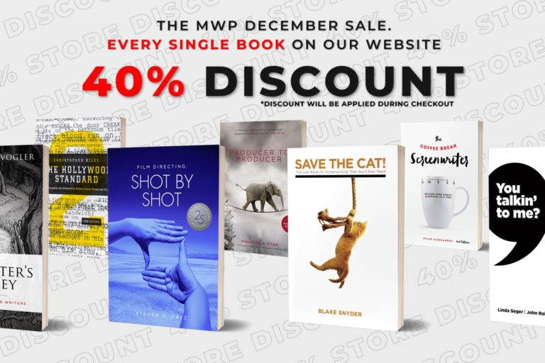 Every single book on MWP.com is on sale for 40% off for a limited time!