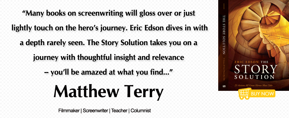 Matthew Terry – Filmmaker | Screenwriter | Teacher | Columnist