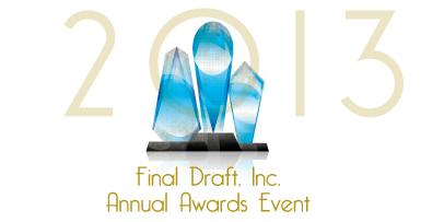 Screenwriting Event 2013