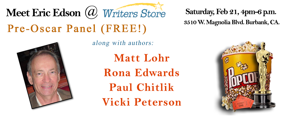 Writers Store Pre-Oscar Panel