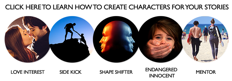 CLICK HERE TO LEARN HOW TO CREATE CHARACTERS FOR YOUR STORIES